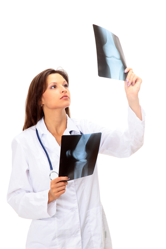 radiology technician job description and salary information, Human Body